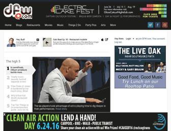 Thumbshot of Dfw.com