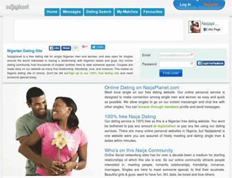 Thumbshot of Naijaplanet.com