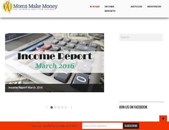 Thumbshot of Moms-make-money.com