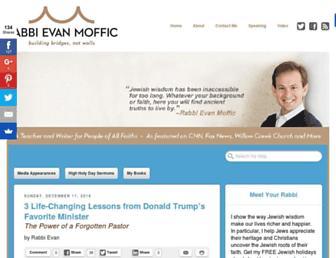 rabbimoffic.com screenshot