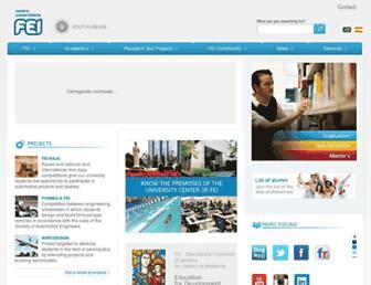 Thumbshot of Fei.edu.br