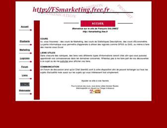 fsmarketing.free.fr screenshot