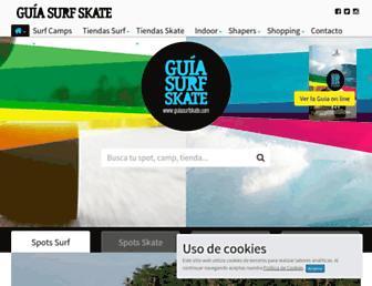 guiasurfskate.com screenshot