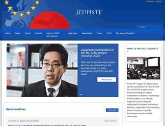 jeupiste.eu screenshot