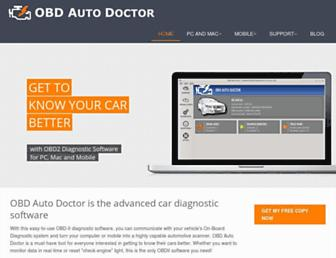 obdautodoctor.com screenshot