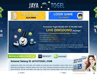 referral.jayatogel.com screenshot