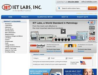 ietlabs.com screenshot