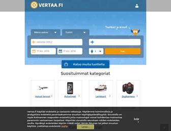 Thumbshot of Vertaa.fi