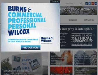 insurancebusinessmag.com screenshot
