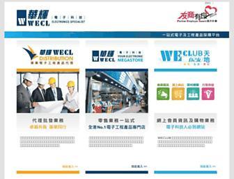 weclonline.com screenshot