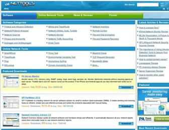 all-nettools.com screenshot