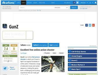 gunz-the-duel.en.softonic.com screenshot