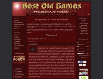 bestoldgames.net screenshot