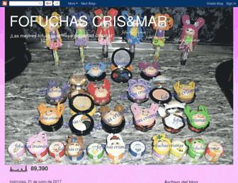 fofuchascrismar.blogspot.com screenshot