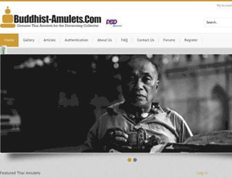 buddhist-amulets.com screenshot