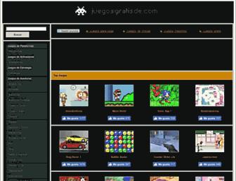 juegosgratisde.com screenshot