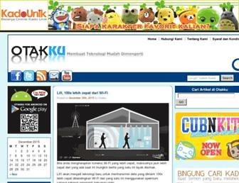 otakku.com screenshot