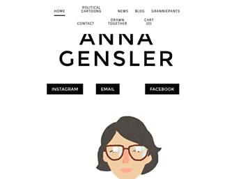 Thumbshot of Annagensler.com