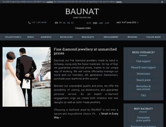 baunat.com screenshot