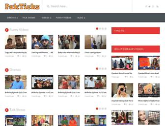 pakticks.com screenshot