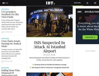 m.ibtimes.com screenshot