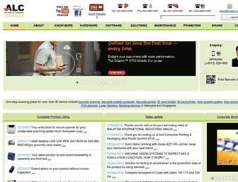 alcaidc.com screenshot