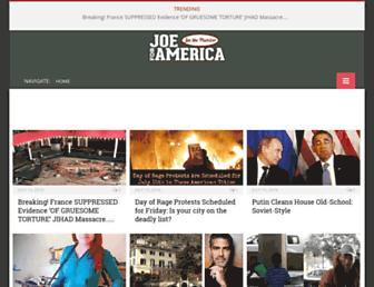 Thumbshot of Joeforamerica.com
