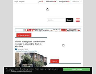 Thumbshot of Kilburntimes.co.uk