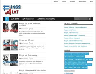 fungsialat.blogspot.com screenshot