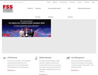 fsstech.com screenshot