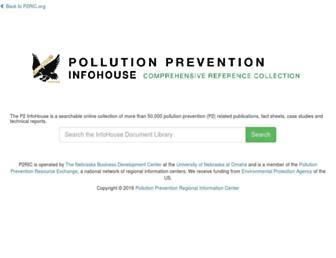 infohouse.p2ric.org screenshot