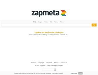 Thumbshot of Zapmeta.co.uk