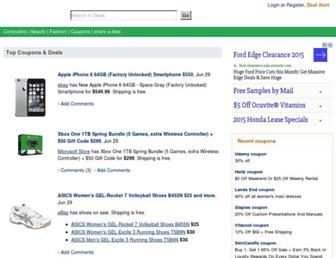 Thumbshot of Dealsea.com