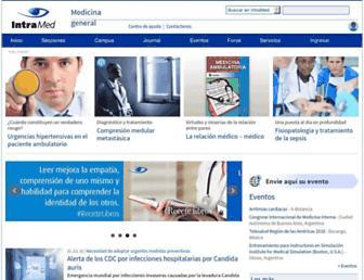 intramed.net screenshot
