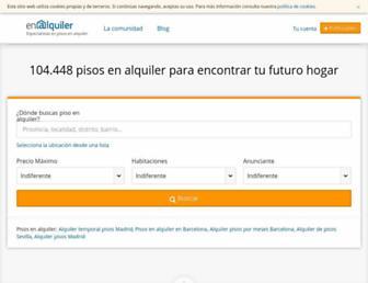 Thumbshot of Enalquiler.com