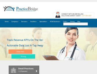 thepracticebridge.com screenshot