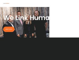 Thumbshot of Linkhumans.com