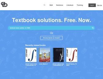 slader.com screenshot