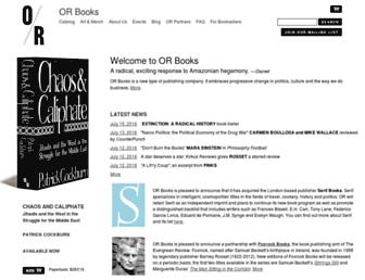 Thumbshot of Orbooks.com