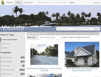 visulate.com screenshot