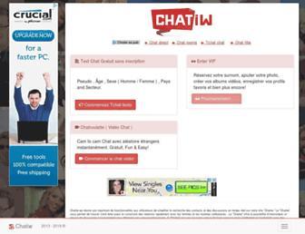 chatiw.fr screenshot