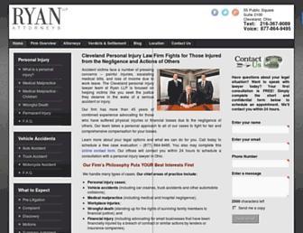 ryanllp.com screenshot