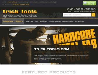trick-tools.com screenshot