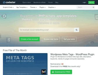 codester.com screenshot