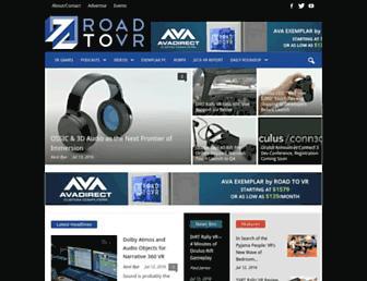 roadtovr.com screenshot