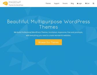 mageewp.com screenshot