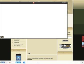 mybanglamp3.com screenshot