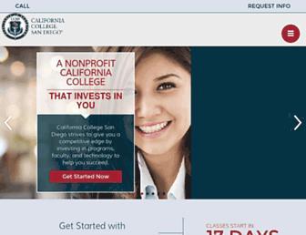 Thumbshot of Cc-sd.edu