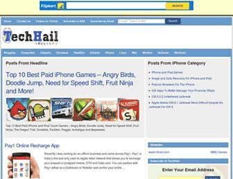 techhail.org screenshot