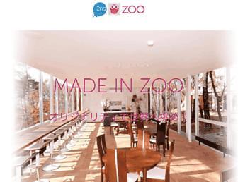 Thumbshot of Zoo.co.jp